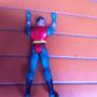 Boneco Robin Tipo Super Powers Antigo Articulado