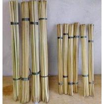 Pipa - Vareta De Bambu 45 Cm C/ 100 Uni