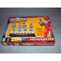 Brinquedo Antigo, Jogo Power Rangers Ninja Storm Da Grow.