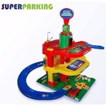 Posto Garagem Lava Rapido Super Parking Frete Grátis Brasil