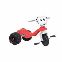 Triciclo Infantil Zootico Doggy Bandeirante Motoquinha