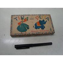 Antigo Jogo Tira-pega - Brinquedos Melhoramentos Na Caixa