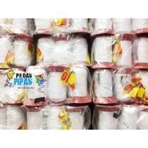 Pipa - Linha 10 Vera Cruz 500 Jds Branca C/1 Und Pura!