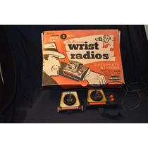 Rádio De Pulso Dick Tracy Da Remco De 1950