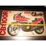 Brinquedo Antigo Kit De Montar Cb 1100r Escala 1: Big