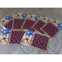 Lote 7 Cartelas Espoletas Brinquedo Lawman - Clássico