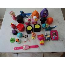 Lote De Brinquedos Do Mc Donald