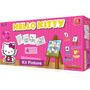 Kit De Pintura Hello Kitty Brincadeira De Criança