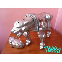 Brinquedo Robo Pantera Panther Wowwee 2001 40+20cm Comp.