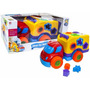 Caminhão Robustus Baby 639 Diver Toys
