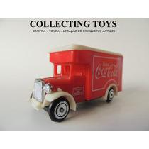 Miniatura De Caminhão - Coca Cola - (ay 20)