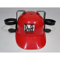 Capacete Cerveja Duff Beer Original The Simpsons