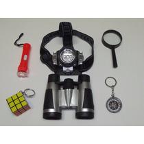 Super Kit Detetives Do Prédio Azul - D.p.a. - 6 Ítens