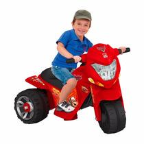 Triciclo Infantil Moto Elétrica Ban Moto Cars 6v Bandeirante