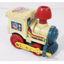 Locomotiva De Brinquedo E.bo Toys - Made In China
