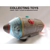 Brinquedo Antigo - Nave Espacial De Lata Apollo - Japan - 60