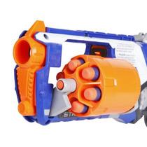 Pistola Lançador Dardos N-strike Elite Strongarm Nerf Hasbro