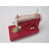 Antiga Maquina De Costura De Brinquedo Na Caixa - Japão