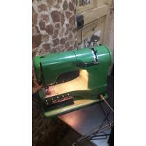 Máquina De Costura Elna Supermatic Antiga