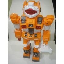 ( L - 340 ) Brinquedo Antigo Robô Xr 2 Para Restauro