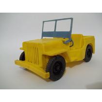 Estrela Jeep Willys Anos 70 - Raridade -