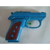 Antigo Pistola Espacial Ñ Lata Estrela Metalma Frete Grátis