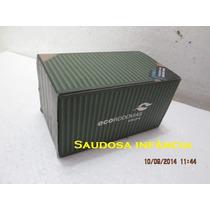 Miniatura Container Papel Elog Com Quebra Cabeça Unico Venda