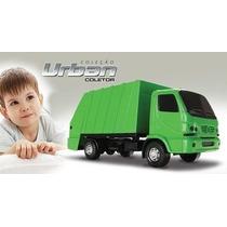 Caminhão Urban Coletor De Lixo 1410 - Roma Brinquedos
