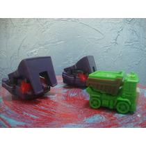 Antiguidade! Rara Carrinhos Transformers Coleção Mcdonalds