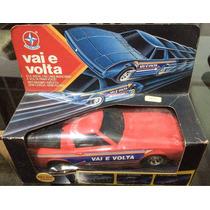 Raridade: Carro Vai E Volta Estrela - Lacrado Na Caixa
