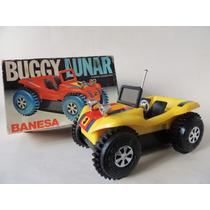 Brinquedo Antigo - Buggy Lunar - Banesa - Sem Uso - Novo!