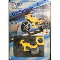 Brinquedo Lembrancinha Mini Moto Que Acelera Mimo