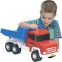 Caminhão Caçamba Twister Com Som - Adjomar Frete Grátis