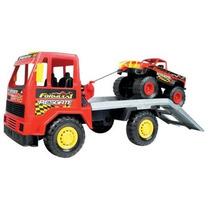 Caminhão Equipe Formula 1 - Magic Toys Promoção