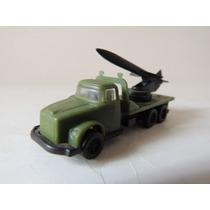 Mini Caminhão Do Exército - Pevi - Anos 90 (p 17)