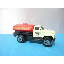 Caminhão Pipa Da Nasa Tonka - 1988 Em Bom Estado