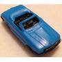 Mercedes 450sl Miniatura Antiga Plástico Duro 5x2cm