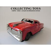 Brinquedo Antigo - Carrinho De Lata - Japan - Anos 60