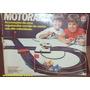 Brinquedo Antigo - Motorama Estrela Na Caixa Com Manual