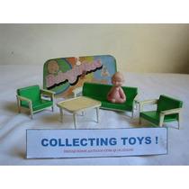 Brinquedo Antigo - Bebezinhos Gulliver - Estrela - Anos 70