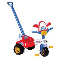 Triciclo C/ Emurrador Avião - Magic Toys Promoção