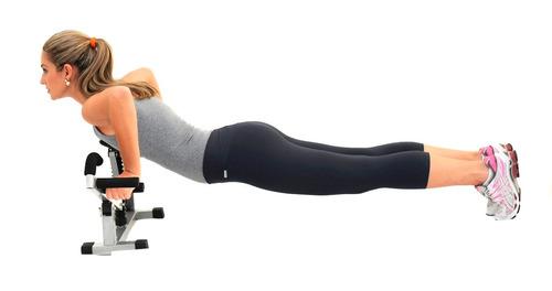 Aparelho De Flexão Fixxar - Flex Fitness