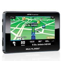 Gps Automotivo Tracker Tela 4.3 Touch Mp3 Radar Multlaser
