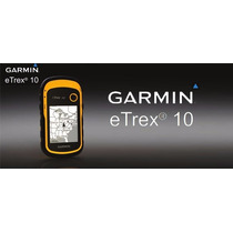Garmin Etrex 10 Topografico Nautico Trilha+ Envio Expresso