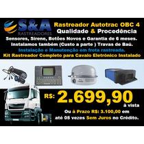 Rastreador Autotrac Instalado Por ** R$: 2.699,90 A Vista **