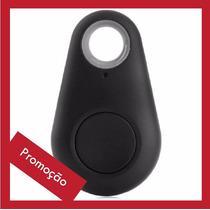 Chaveiro Bluetooth Localizador Anti-perda Gps - Itag Preto
