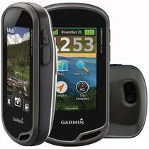 Gps Portátil Trilha Oregon 650 Garmin C/ Câmera Touch Screen