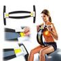 Aparelho Exercicio Abdominal Regulavel Para Braços E Pernas