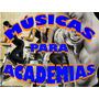 600 Músicas Eletrônicas Academia Jump,bike + Frete Grátis