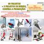 90 Projetos Maquinas P/ Academia + 3 Projetos De Brinde
